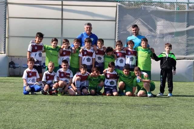 Με 40μελή αποστολή η Champions The Soccer Academy στο Τουρνουά του Δ.Ο.Π.Α.Ρ. στη Ρόδο!