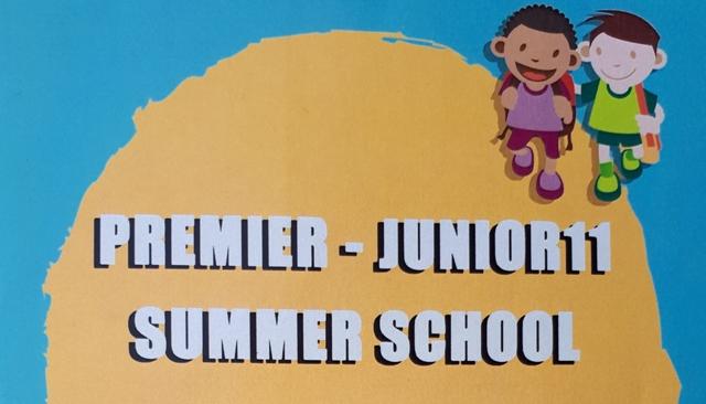 Ξεκίνησαν οι εγγραφές για το PREMIER – JUNIOR 11 SUMMER SCHOOL