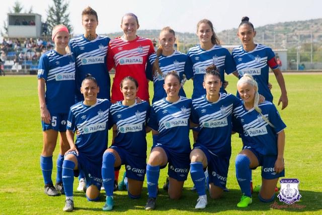 Apollon Ladies: Επιβλητική νίκη επί της Pyrgos F.C. και μόνη στην πρώτη θέση!