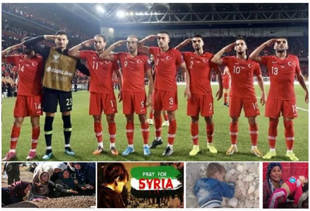 Ντροπή για το Ποδόσφαιρο και τον Παγκόσμιο Αθλητισμό!!!