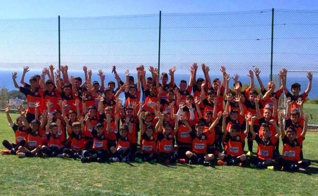 ΑΓΙΑ ΝΑΠΑ Soccer School: Με 10 ομάδες στα Πρωταθλήματα Grassroots της Κ.Ο.Π., τις περισσότερες από την Επαρχία Αμμοχώστου!