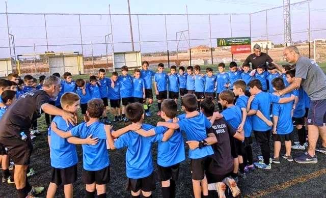 Kids Soccer School Εθνικός Άχνας: «Σήμερα καλύτεροι Αθλητές – Αύριο καλύτεροι Άνθρωποι»!