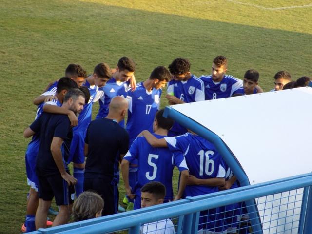 Φιλικό με την ΟΜΟΝΟΙΑ Λευκωσίας η Εθνική Παίδων Κ14 της Κύπρου! Video του αγώνα