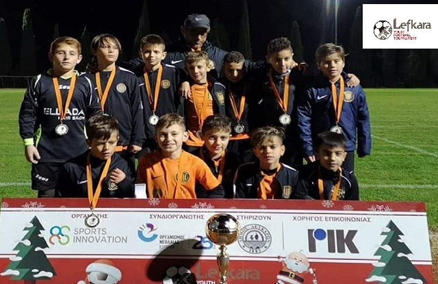 "Το ""σήκωσε"" η ομάδα 2009 της Barcelona Football Academy στο Lefkara Football Youth Tournament (Video)"