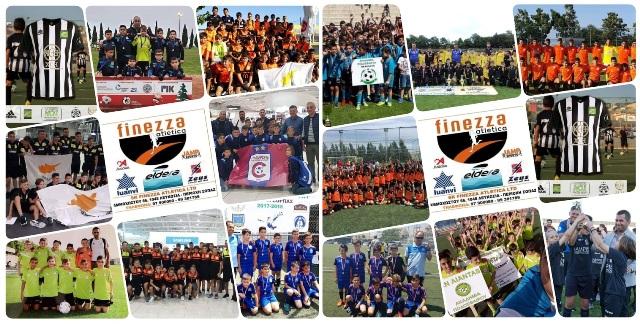 Θερμές Ευχές και Ευχαριστίες από την SK FINEZZA ATLETICA LTD σε όλες τις συνεργαζόμενες Ακαδημίες και όλο τον κόσμο!