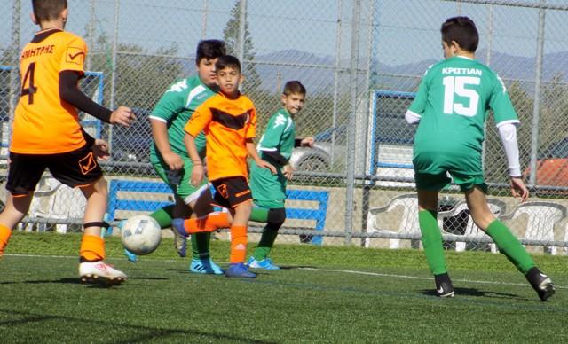 Μουντιαλίτο και Παναθηναϊκός Λάρνακας διαφήμισαν το ποδόσφαιρο! Εικόνες