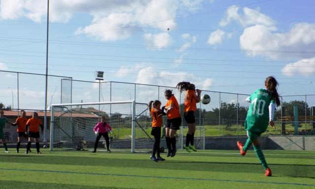 Το μέλλον του Γυναικείου Ποδοσφαίρου είναι εδώ! Εικόνες & Video Barcelona F.A. – OMONOIA για το Πρωτάθλημα Κ15 Κοριτσιών της Κ.Ο.Π.