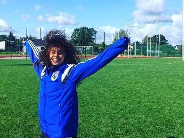 Έλενα Αριστοδήμου: Τα ποδοσφαιρικά όνειρα δε σταματούν πουθενά!!!