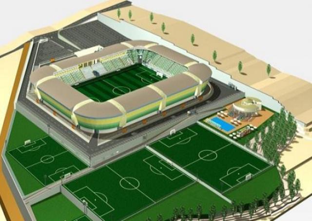 Πως θα είναι το νέο γήπεδο στολίδι της Λεμεσού! Βίντεο και Εικόνες