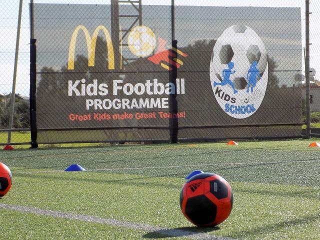 Kids Soccer School: «Τα Παιδιά είναι το Μέλλον» – Μήνυμα Ελπίδας με ένα υπέροχο βίντεο των Παιδιών!