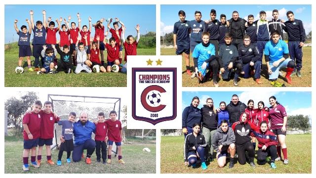 Τα παιδιά της Champions The Soccer Academy συγκινούν με τις ευχές τους και τα μηνύματα τους! Video