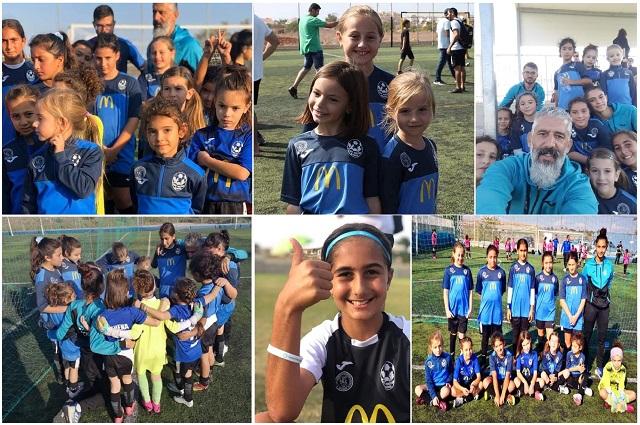 Kids Soccer School Εθνικός Άχνας: Κάλεσμα σε όλα τα Κορίτσια που αγαπούν το Ποδόσφαιρο για τη δημιουργία Ομάδας Κ13