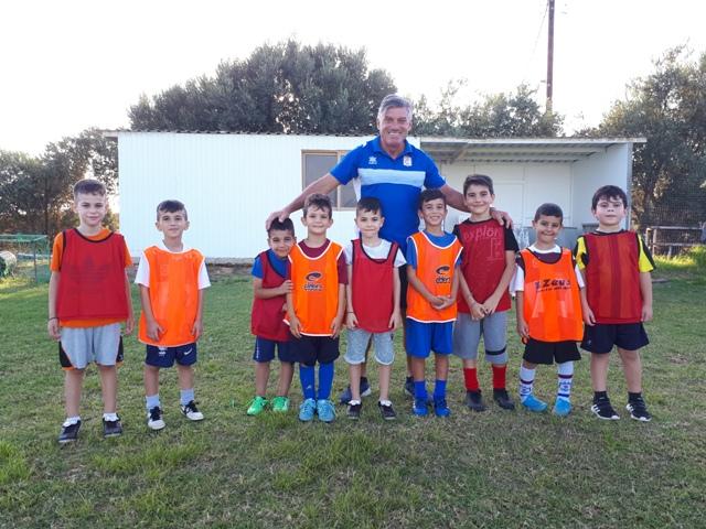Champions The Soccer Academy: Βίντεο και Εικόνες από τους «Μικρούς Πρωταθλητές» 2013 – 2014 σε δράση!