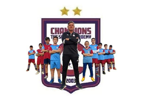 «Μαζί Μπορούμε»! Tο μήνυμα των παιδιών της Champions The Soccer Academy (Video)