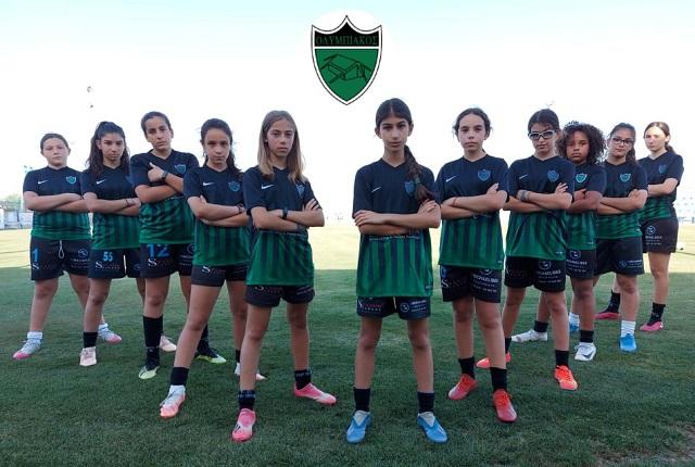 Δυναμικό Ξεκίνημα και Έναρξη Εγγραφών από την Ακαδημία Ποδοσφαίρου Κοριτσιών του Ολυμπιακού Λευκωσίας