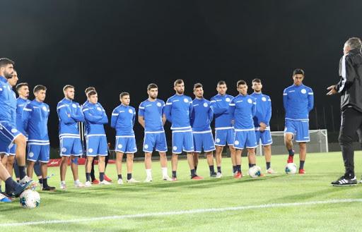 Επιστροφή στις προπονήσεις για την Εθνική Νέων Κ19 της Κύπρου υπό τις οδηγίες του Σάσα Γιοβάνοβιτς