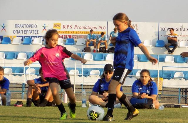 Ο εντυπωσιακός αριθμός συμμετοχών στα Πρωταθλήματα Κοριτσιών της Κ.Ο.Π. και η σημασία του για το Γυναικείο Ποδόσφαιρο της Κύπρου!